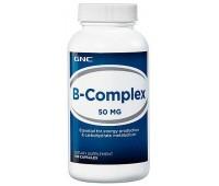 GNC B-Complex 50 mg 100 капсул