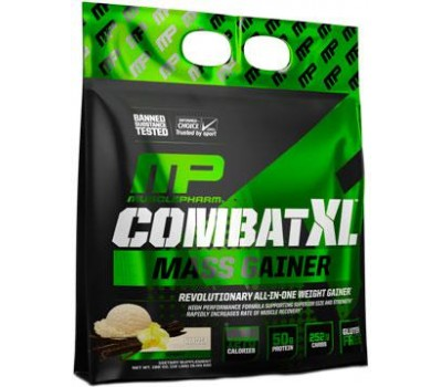 MusclePharm Combat XL Mass Gainer 5440g в Киеве