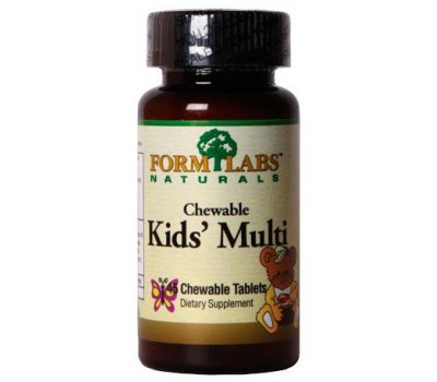 Form Labs Kid's Multi 45 жевательных таблеток в Киеве