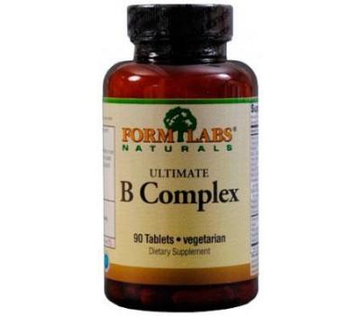 Form Labs Ultimate B-Complex 90 таблеток в Киеве