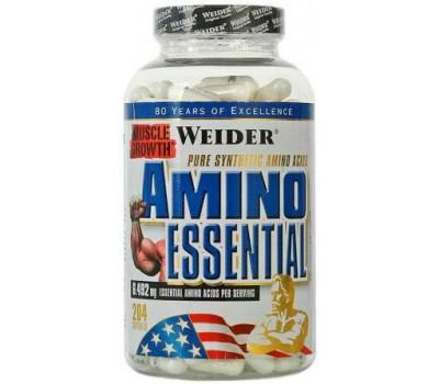 Weider Amino Essential 204 капсулы в Киеве