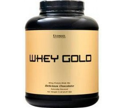 Ultimate Nutrition Whey Gold 2270g в Киеве