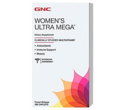 GNC Women's Ultra Mega 180 таблеток в Киеве