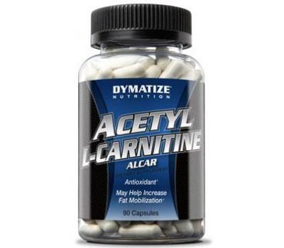 Acetyl L-carnitine Dymatize Nutrition 90 капсул в Киеве