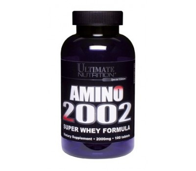 Amino 2002 Ultimate Nutrition 100 таблеток в Киеве
