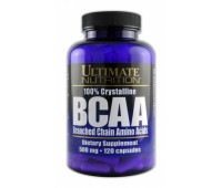 BCAA 500 Ultimate Nutrition 120 caps