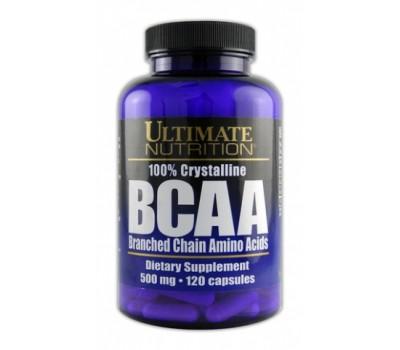 BCAA 500 Ultimate Nutrition 120 caps в Киеве