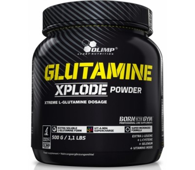 Glutamine Xplode Powder Olimp 500g в Киеве