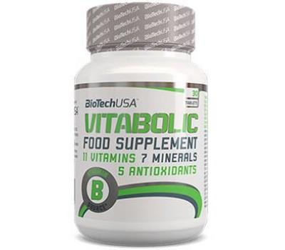 BioTech USA Vitabolic 30 таблеток в Киеве