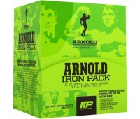 Iron Pack Arnold Series 20 пакетов
