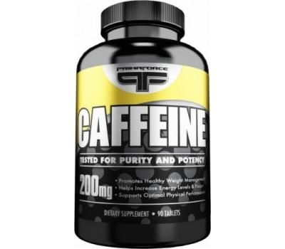 Caffeine 200 мг PrimaForce 90 таблеток в Киеве