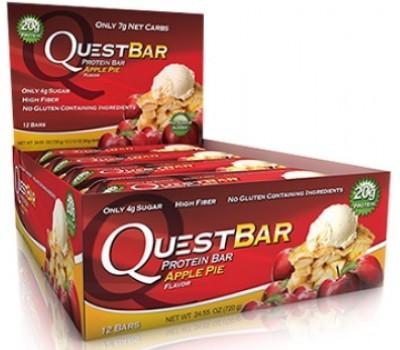 QuestBar Apple Pie 12х60g в Киеве