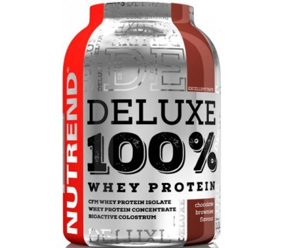Deluxe 100% Whey Protein Nutrend 2250g в Киеве