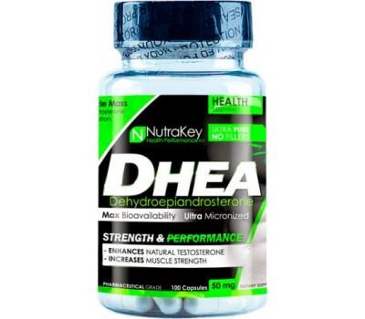 DHEA 50 mg Nutrakey 100 капсул в Киеве