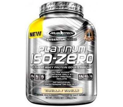 Muscletech Platinum Iso-Zero 2270g в Киеве