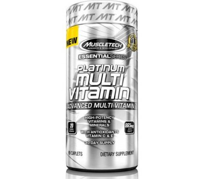 Platinum Multi Vitamin Muscletech 90 таблеток в Киеве