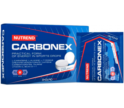 Nutrend Carbonex 12 жевательных таблеток в Киеве