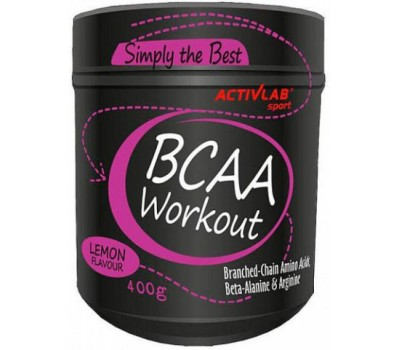 Activlab BCAA Workout 400g в Киеве