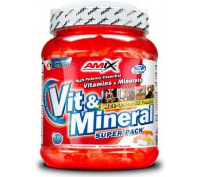 Amix Vit-Mineral Pack 30 packs в Киеве