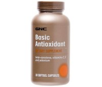 GNC Basic Antioxidant 30 капсул