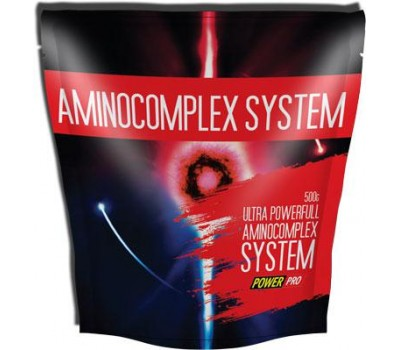 Аминокислоты Power Pro AminoComplex System 500g в Киеве