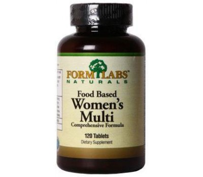 Form Labs Naturals Food Based Women's Multi 120 таблеток в Киеве