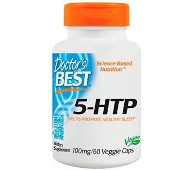 Best 5-HTP 100 mg Doctor's Best 60 veggie caps в Киеве
