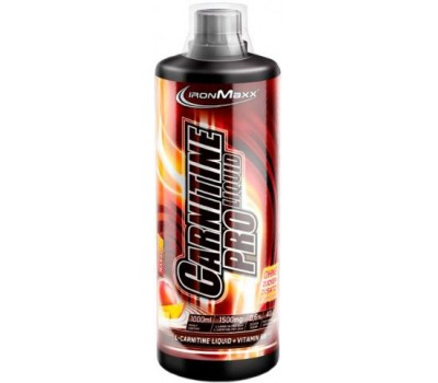 Ironmaxx L-Carnitin Pro Liquid 1000 ml в Киеве