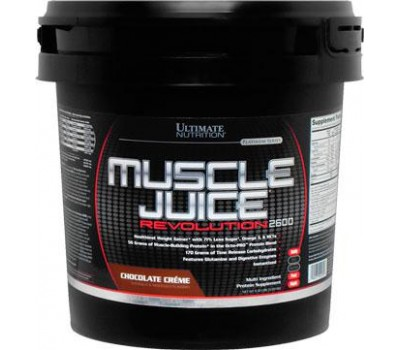 Ultimate Nutrition Muscle Juice Revolution 2600 5 кг в Киеве