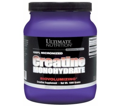 Micronized Creatine Monohydrate Ultimate 1000g в Киеве