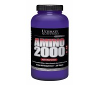 Amino 2000 Ultimate Nutrition 325 таблеток