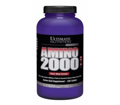 Amino 2000 Ultimate Nutrition 325 таблеток в Киеве