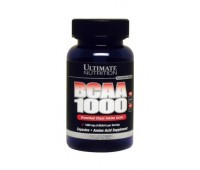 BCAA 1000 Ultimate Nutrition 60 caps
