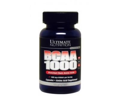 BCAA 1000 Ultimate Nutrition 60 caps в Киеве