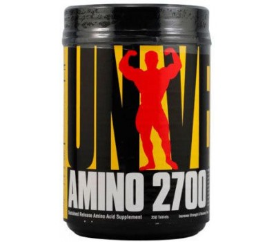 Amino 2700 Universal Nutrition 350 таблеток в Киеве