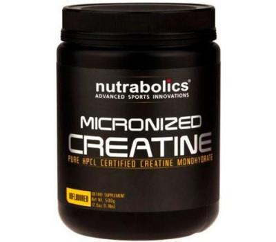 Micronized Creatine Nutrabolics 500g в Киеве