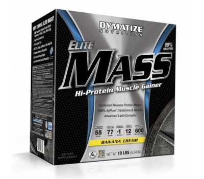 Elite Mass Gainer Dymatize Nutrition 4540g в Киеве