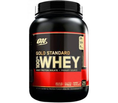 Optimum Nutrition Whey Gold Standard 908g (USA) в Киеве