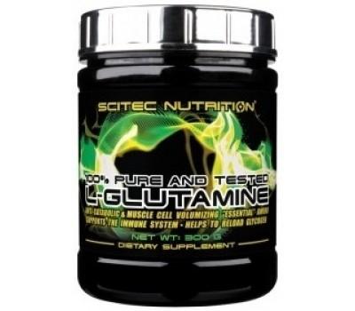 Scitec L-Glutamine 300g в Киеве