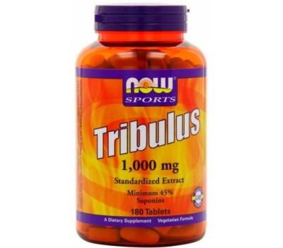 NOW Foods Tribulus 1000 mg 180 таблеток в Киеве