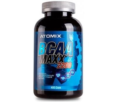 Atomix BCAA Maxx 2200 400 капсул в Киеве