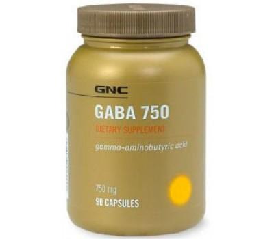 GABA GNC 750 MG 90 капсул в Киеве
