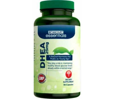 DHEA 25 mg Betancourt 90 капсул в Киеве