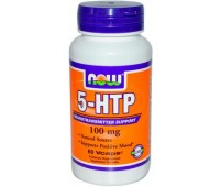 5-HTP NOW 100 mg 60 капсул