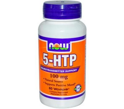 5-HTP NOW 100 mg 60 капсул в Киеве