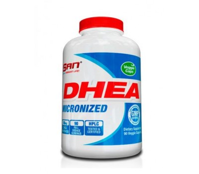 DHEA 50 mg Micronized SAN Nutrition 30 капсул в Киеве