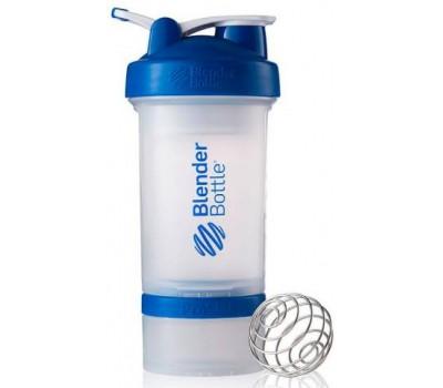 Shaker Blender Bottle ProStak 650 ml clear purple в Киеве