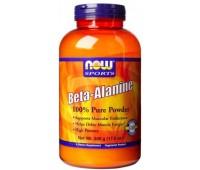 NOW Beta-Alanine 100% Pure Powder 500g