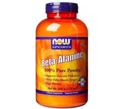 NOW Beta-Alanine 100% Pure Powder 500g в Киеве