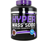BioTech USA Hyper Mass 5000 NEW 2270g
